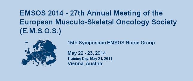EMSOS 2014 - 27th Annual meeting of the European Musculo ...