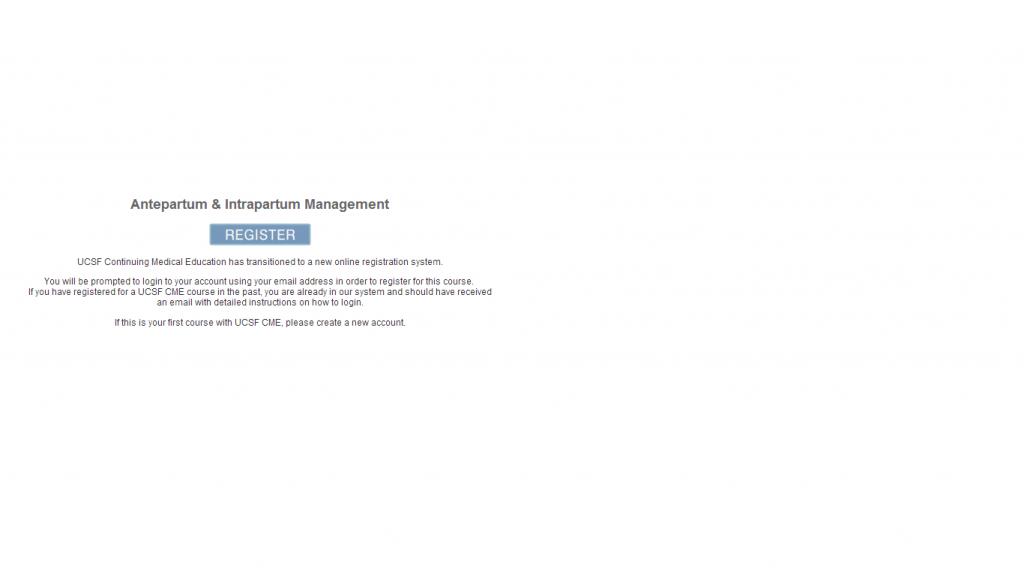 ANTEPARTUM & INTRAPARTUM MANAGEMENT   AllCongress