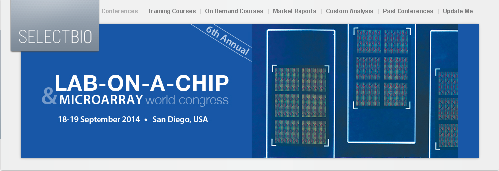 Lab on a chip microarray world congress allcongress for Lab on a chip template