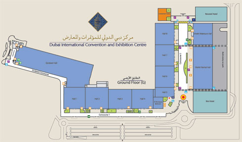 Dubai International Convention And Exhibition Centre