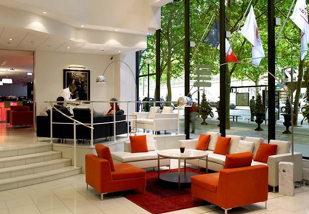 Paris Marriott Rive Gauche Hotel Conference Center