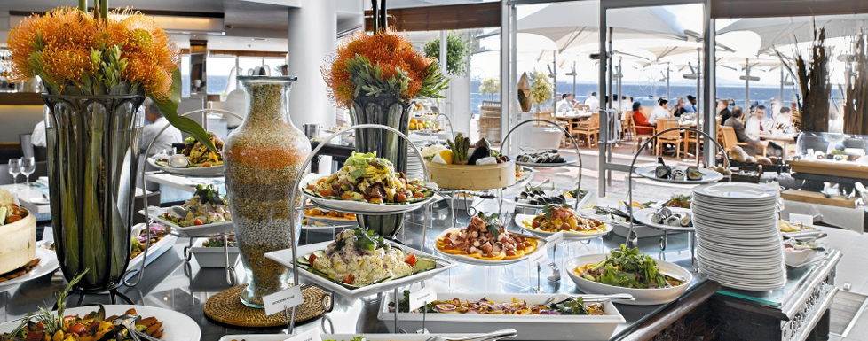 Radisson blu hotel waterfront cape town allcongress for Best private dining rooms cape town