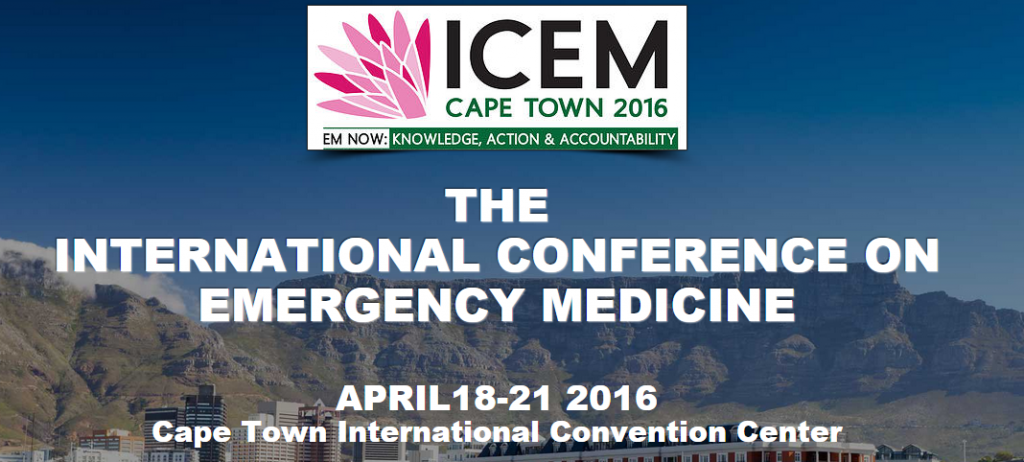 16th International Conference on Emergency Medicine