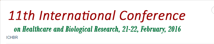 11th International Conference on Healthcare and Biological ...
