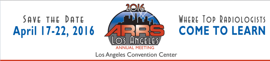 roentgen ray meeting Arrs - american roentgen ray society 2020 annual meeting.
