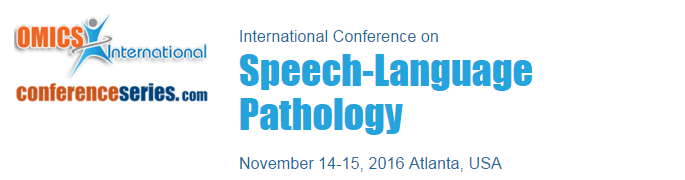 International Conference On Speech Language Pathology