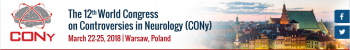 12TH WORLD CONGRESS ON CONTROVERSIES IN NEUROLOGY
