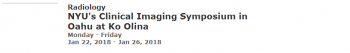 CLINICAL IMAGING SYMPOSIUM IN OAHU