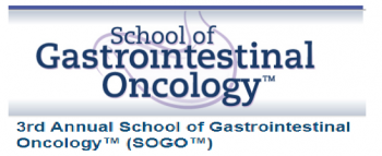 3RD ANNUAL SCHOOL OF GASTROINTESTINAL ONCOLOGY™