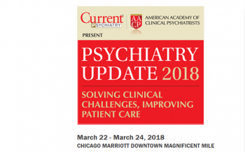 Current Psychiatry / AACP Psychiatry Update 2018