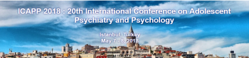 20th International Conference on Adolescent Psychiatry and Psychology (ICAPP)