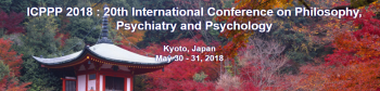 20th International Conference on Philosophy, Psychiatry and Psychology (ICPPP)