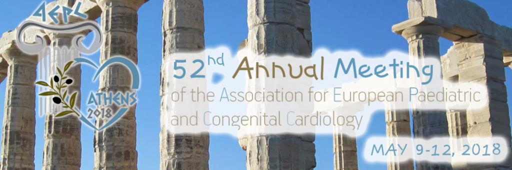 Association for European Paediatric and Congenital ...