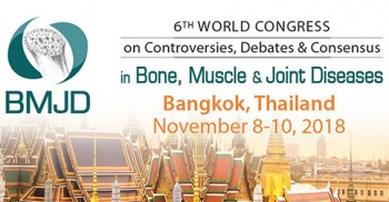 6th World Congress on Controversies, Debates & Consensus in Bone, Muscle & Joint Diseases (BMJD)