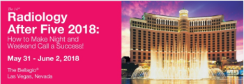Educational Symposia (ESI) 14th Radiology After Five : How to Make Night and Weekend Call a Success