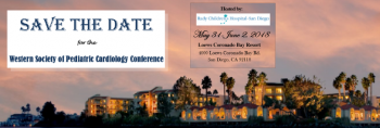 29th Annual Conference of the Western Society of Pediatric Cardiology