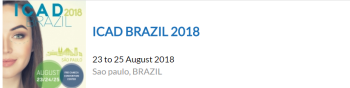 International Congress of Aesthetic Dermatology (ICAD) and Healthy Aging 2018