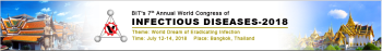BIT`s 7th Annual World Congress of Infectious Diseases (WCID-2018)