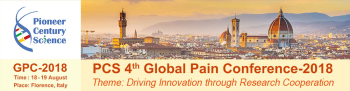 PCS 4th Global Pain Conference (GPC-2018)