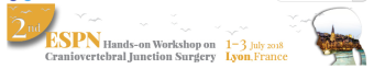 2nd European Society for Pediatric Neurosurgery (ESPN) Hands-on Workshop on Craniovertebral Junction Surgery