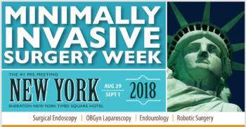 Minimally Invasive Surgery (MIS) Week 2018