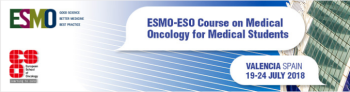 ESMO-ESO Course on Medical Oncology for Medical Students 2018