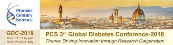 PCS 3rd Global Diabetes Conference -2018