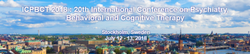 20th International Conference on Psychiatry, Behavioral and Cognitive Therapy