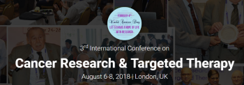 3rd International Conference on Cancer Research and Targeted Therapy (CRT 2018)