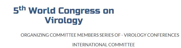 5th World Congress on Virology 2019 | AllCongress